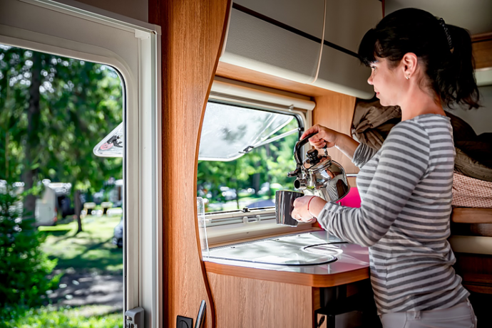 8 Great Appliances for Cooking in Your RV Kitchen