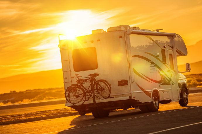 5 Tips for Protecting Your RV From Water and Sun Damage