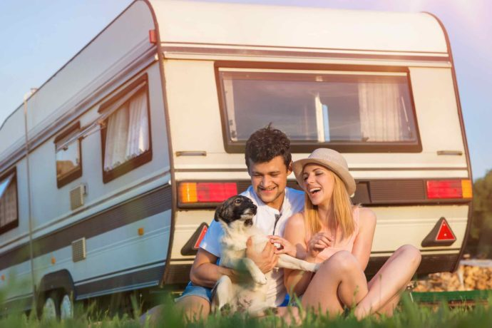 10 Pet-Friendly Camping Destinations in the US