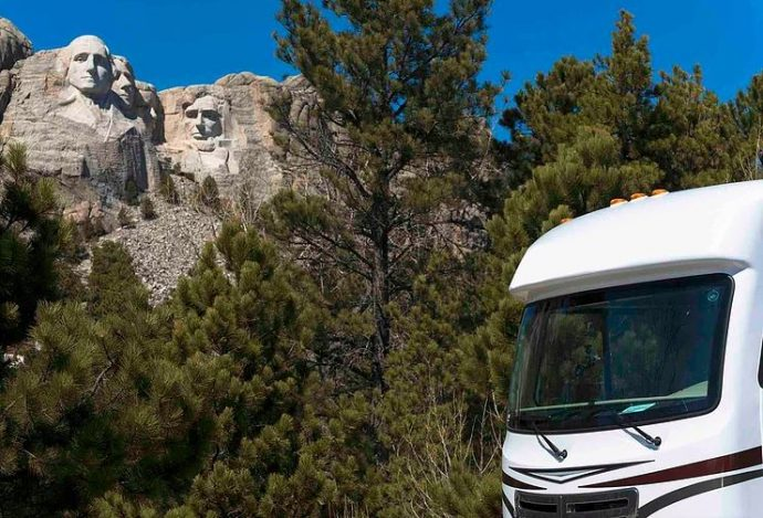 8 Great RV Trips to Tour American Historical Sites