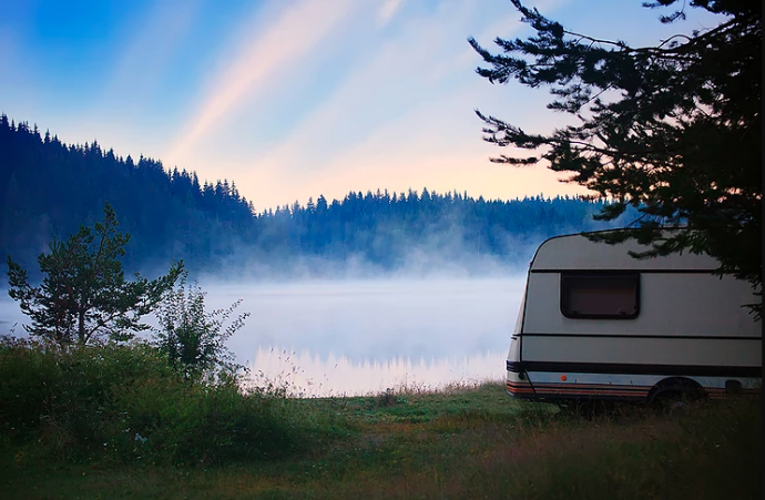 8 Great Waterfront Camping Sites