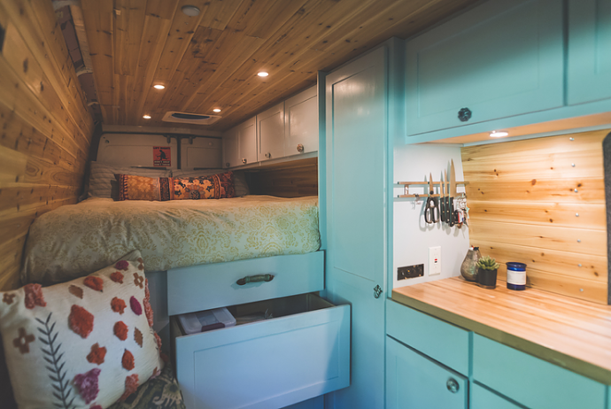 No Place Like Home: Personalize Your RV into a Space to Appreciate
