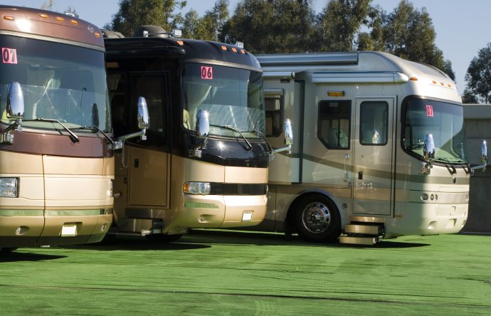 5 Things to Watch Out for When Buying a Used RV