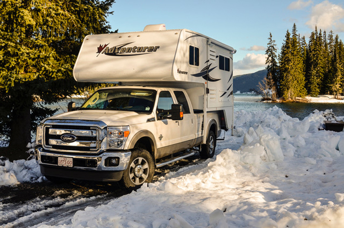 The Close of Camping Season: How to Winterize Your RV