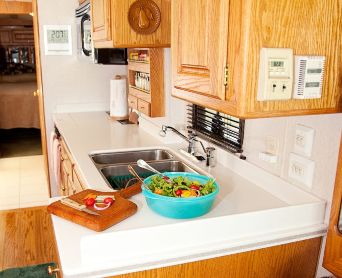 Tips for Updating Your RVs Shelving and Flooring