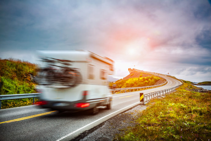 RV Safety on the Road