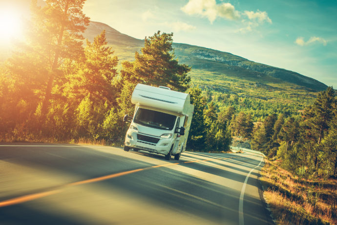 6 Tips to Keep Your RV Safe from Crime