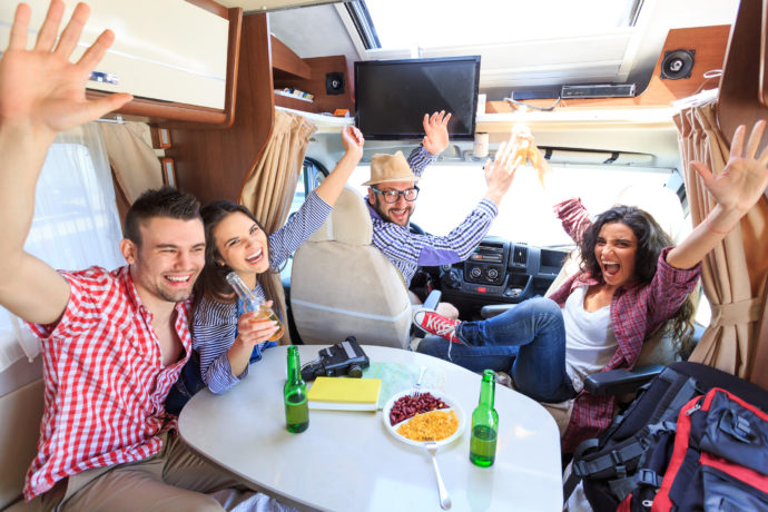 6 Tips to Ensure Your RV Vacation Includes Fun