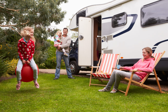Big Family? There's an RV for That.