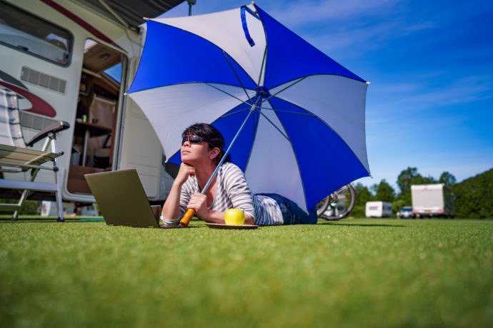 The 411 on Internet Access for RV Trips