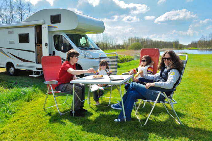 You May Be Ready for Camping Season, but Is Your RV?