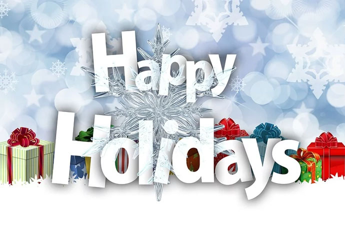 Happiest Holidays to You and Yours
