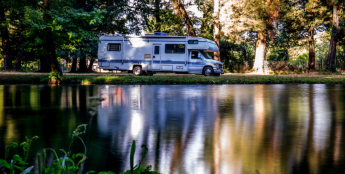 What to Do About Your House When Living Full Time in an RV