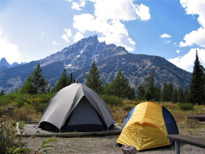 Is it Safe to Camp During the Coronavirus?