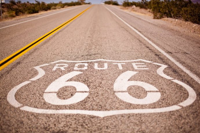 You Can Still Get Your Kicks on Route 66, If You Look Hard Enough
