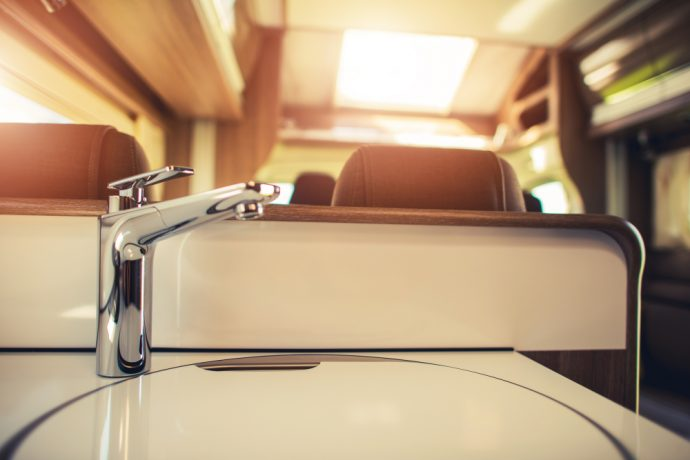 Save Water on Your Next RV Trip with These Tips